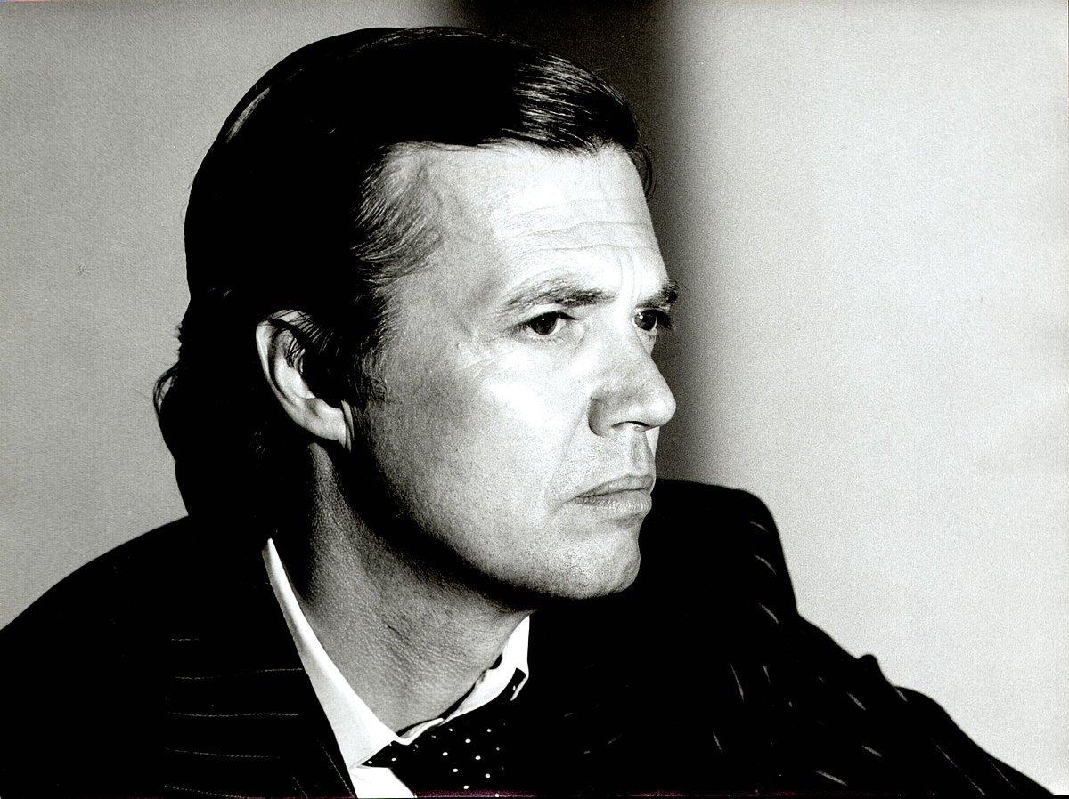 Filmschauspieler Karlheinz Böhm