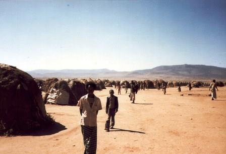 Erste Äthiopienreise