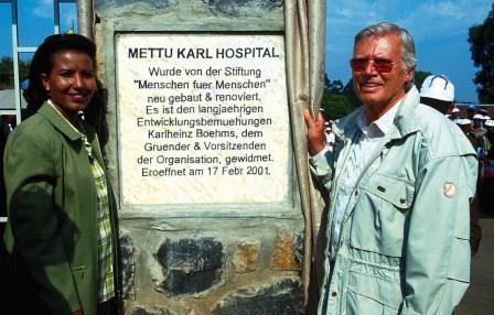 Mettu-Karl Spital