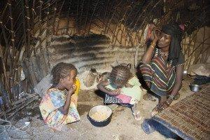 Die kleinsten Kinder sind vom Hunger besonders betroffen