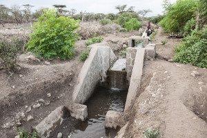 Bewässerungsprojekt in Burtidas
