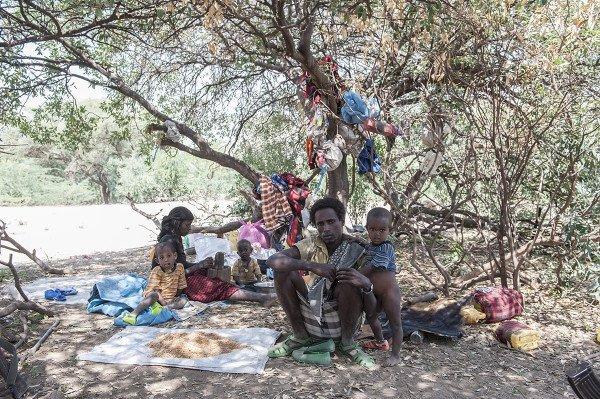 Menschen für Menschen-Dürre-Subuli-Äthiopien