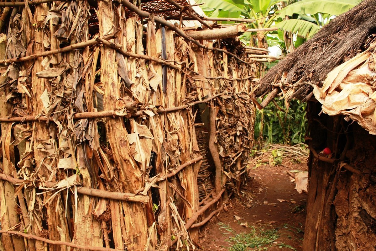 Viehstall in Äthiopien | Menschen für Menschen