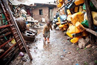 Der Junge vom Schrottplatz | Menschen für Menschen