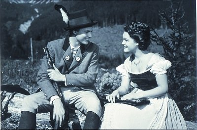 Karlheinz Böhm im Sissi-Film