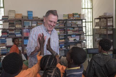 Stiftungsräte in Äthiopien