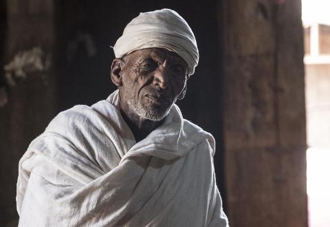 Weihnachten in Äthiopien: Festtagsbekleidung