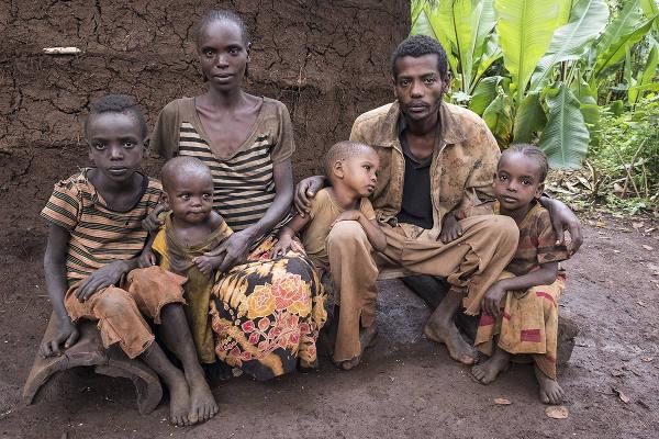Extreme Armut: Wie lebt man von einem Franken pro Tag