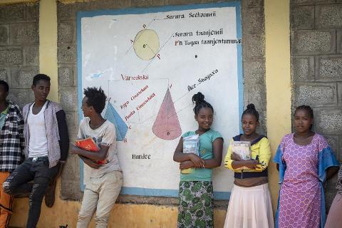 Bildung hilft aus der Armut