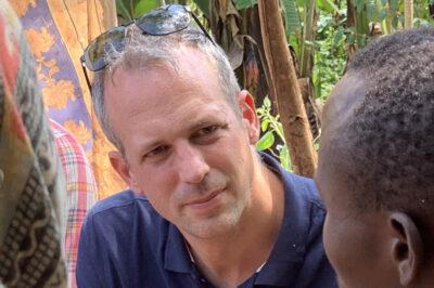 Boris Blaser in Äthiopien