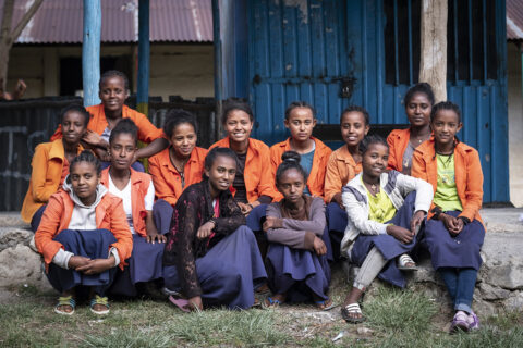 Mädchenschulclub