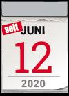 Kalenderblatt 12. Juni 2020