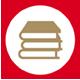 Icon Bildung: Bücher