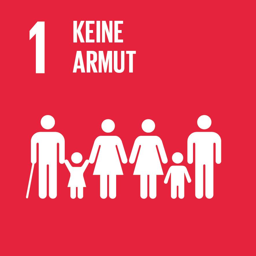 Ziel für nachhaltige Entwicklung Nr. 1
