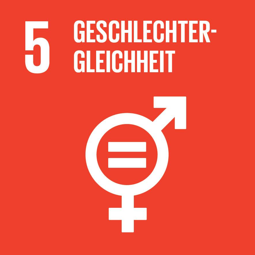 Ziel für nachhaltige Entwicklung Nr. 5