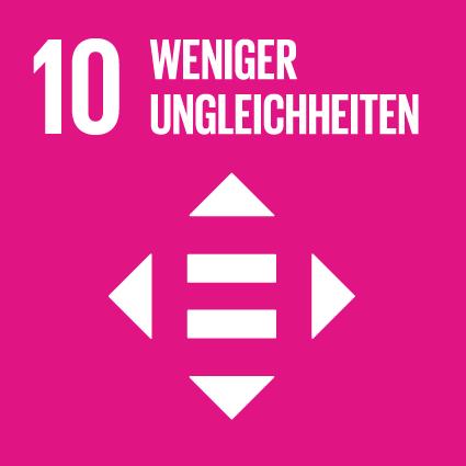 Ziel für nachhaltige Entwicklung Nr. 10