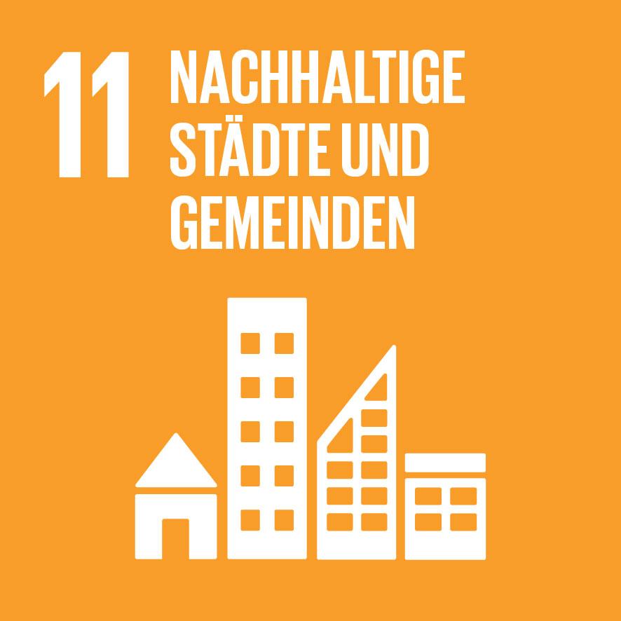 Ziel für nachhaltige Entwicklung Nr. 11
