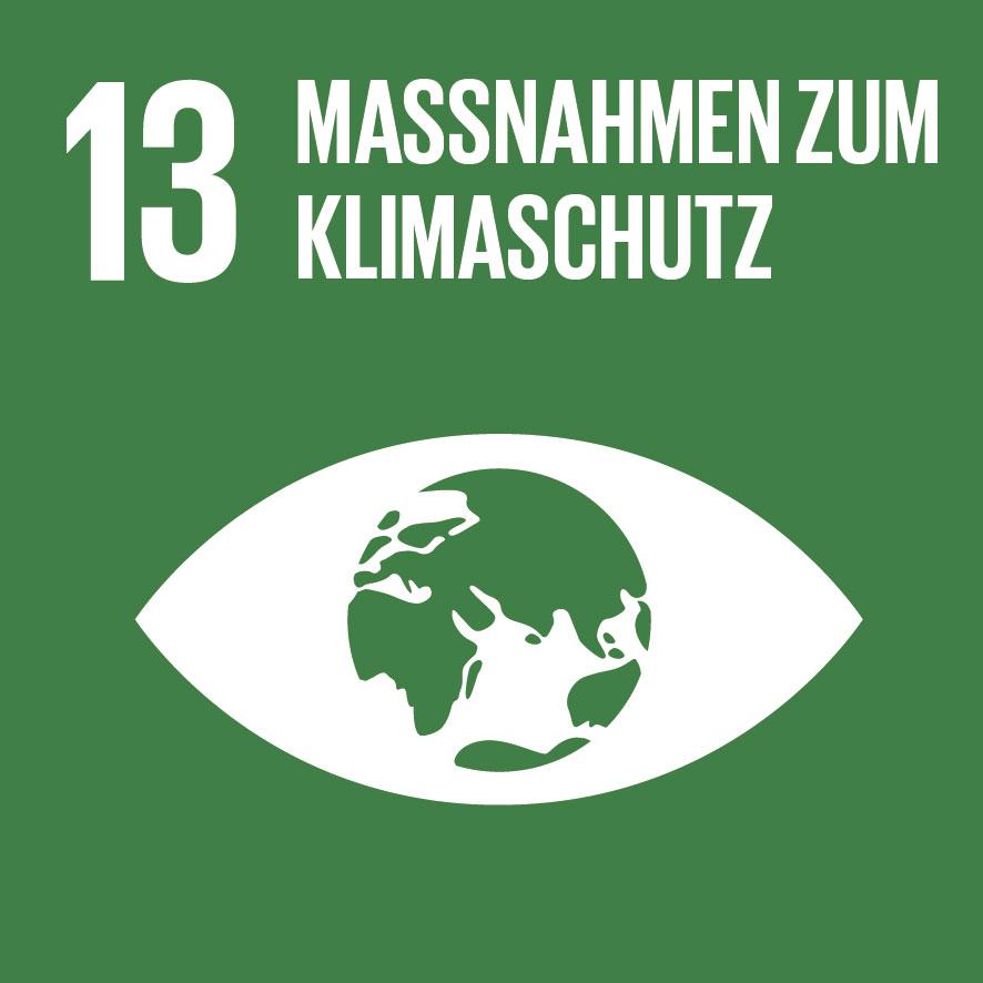 Ziel für nachhaltige Entwicklung Nr. 13