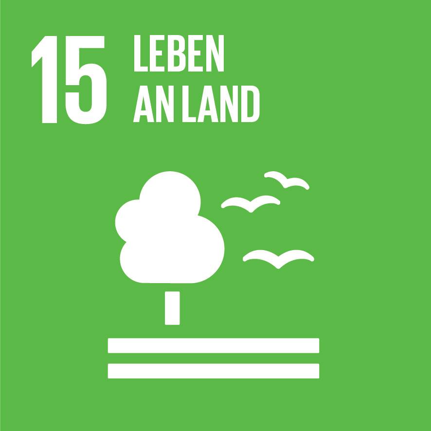 Ziel für nachhaltige Entwicklung Nr. 15