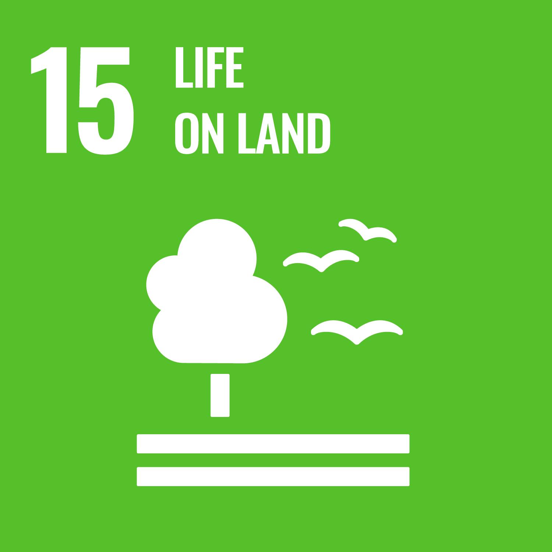 Sustainable Development Goal no. 15