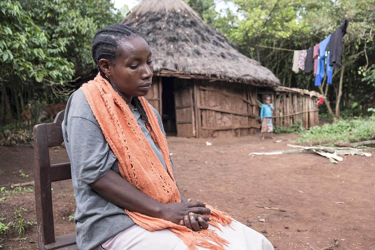 Fikre Demeke ist auf Wucherkredite angewiesen und steckt in der Schuldenfalle