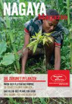 Titelseite Nagaya Magazin 3.2021